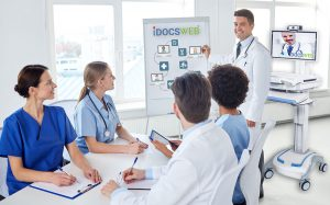 iDocsWeb Telemedicine Education for Skilled Nursing and Long Term Care